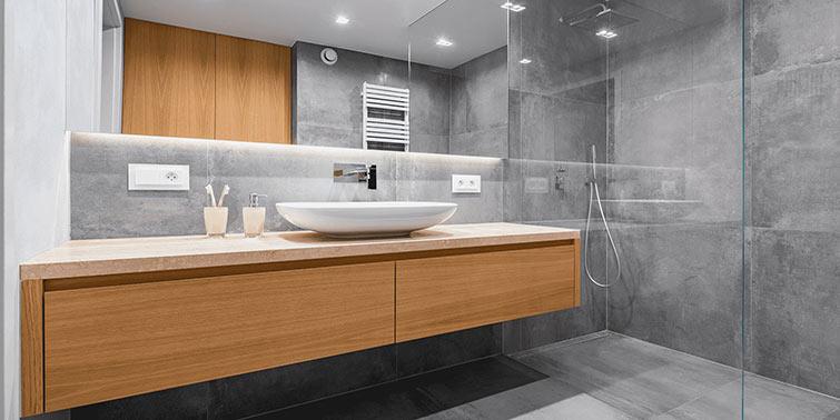 Reforma mueble de baño