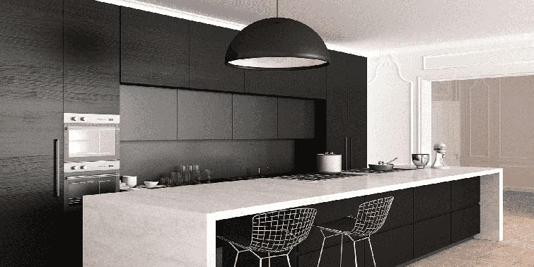 Reforma cocina de diseño
