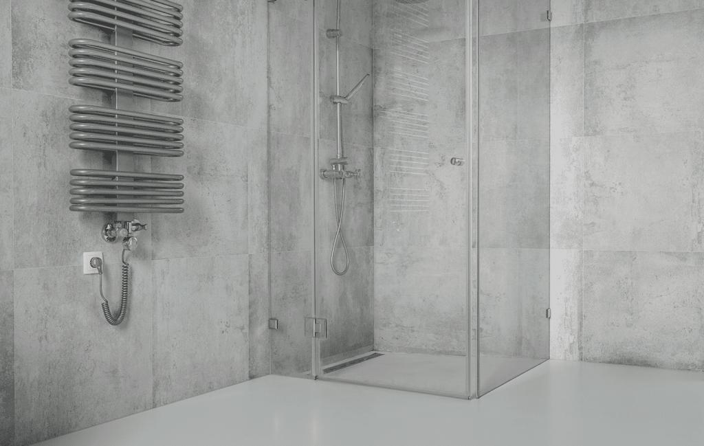 Reforma de Baño en un loft de Barcelona