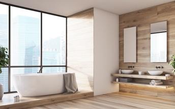 Lista de remates de una reforma de baño