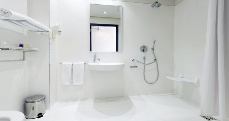 Baños para personas mayores