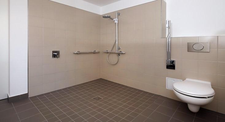 Reforma de baño para personas con movilidad reducida