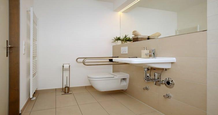 Reforma de baño para personas mayores