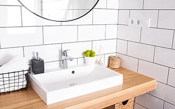 Consejos para ganar espacio en la reforma de un baño pequeño