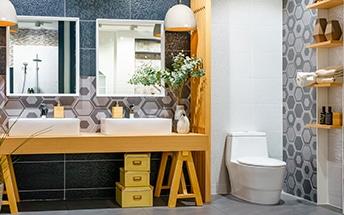 ¿Cómo reformar el baño con poco dinero?