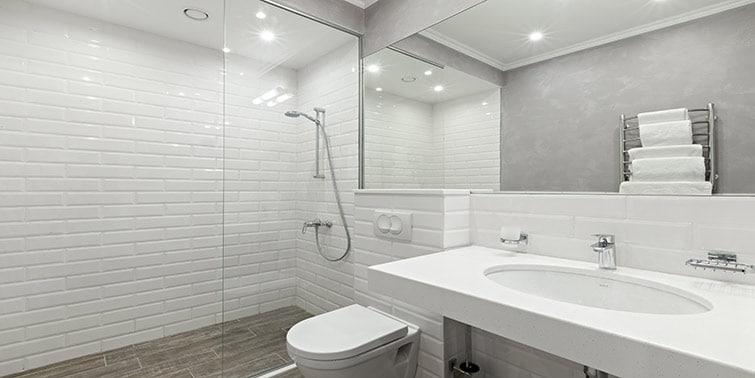Reforma de baño con poco dinero