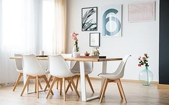 Consejos para reformar el comedor de tu hogar