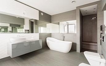 Tipos de suelo para la reforma de un baño