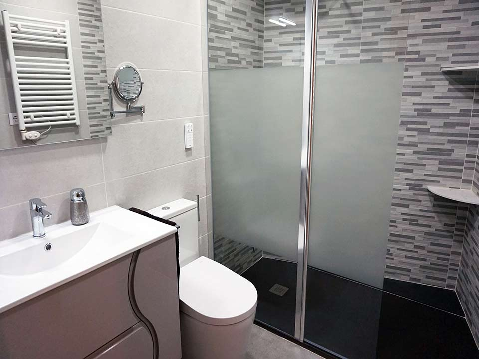 Reforma de baño en Burjassot (Valencia)