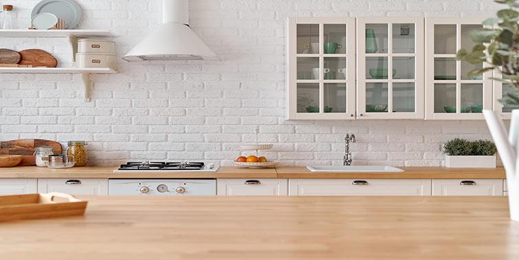reforma cocina de madera
