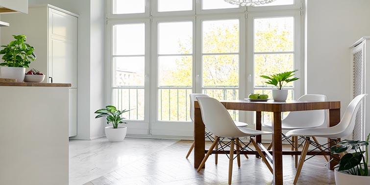 ventanas en una reforma