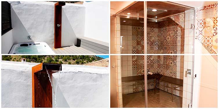 reforma de baño exterior