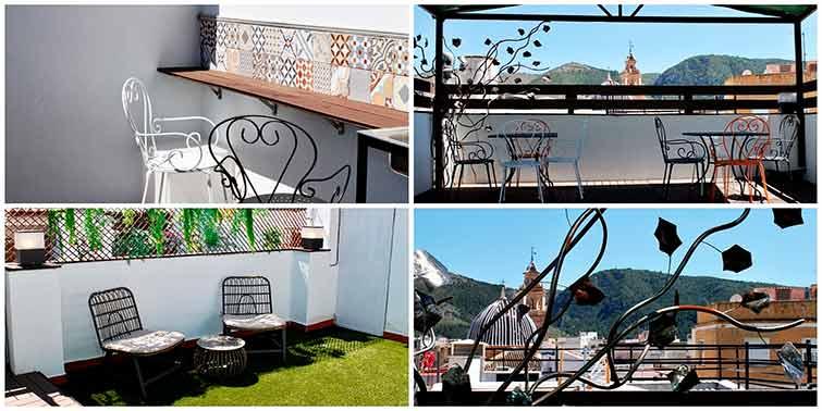 decorar terraza exterior