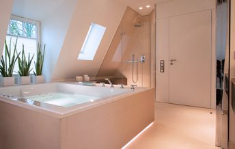 reforma de baño con jacuzzi