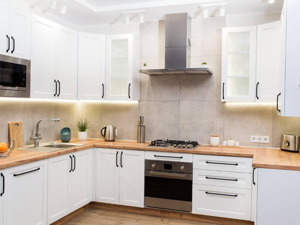 Reforma de cocina estilo nórdico en Alicante