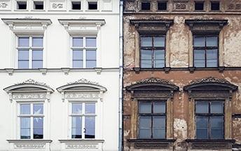 Cómo reformar una vivienda en un edificio protegido