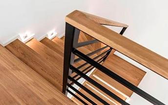 Tipos de escalera interior para la reforma de tu hogar