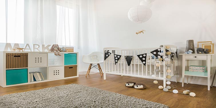 reforma habitación infantil