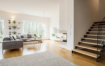 ¿Cuánto cuesta reformar una casa con dos plantas?