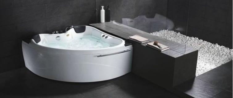instalar una bañera de hidromasaje