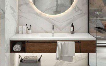 baños modernos destacada