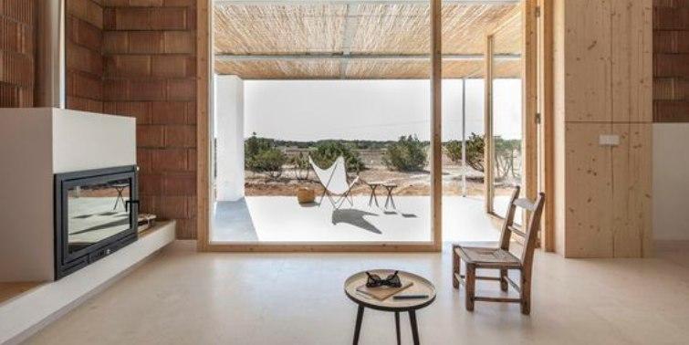 casas bioclimaticas exterior