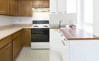 Reformar la cocina sin obra