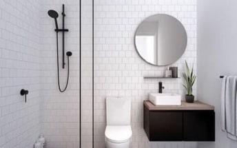 7 errores al reformar un baño pequeño