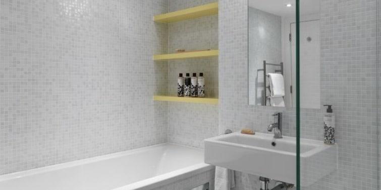 extractor del cuarto de baño sin ventanas