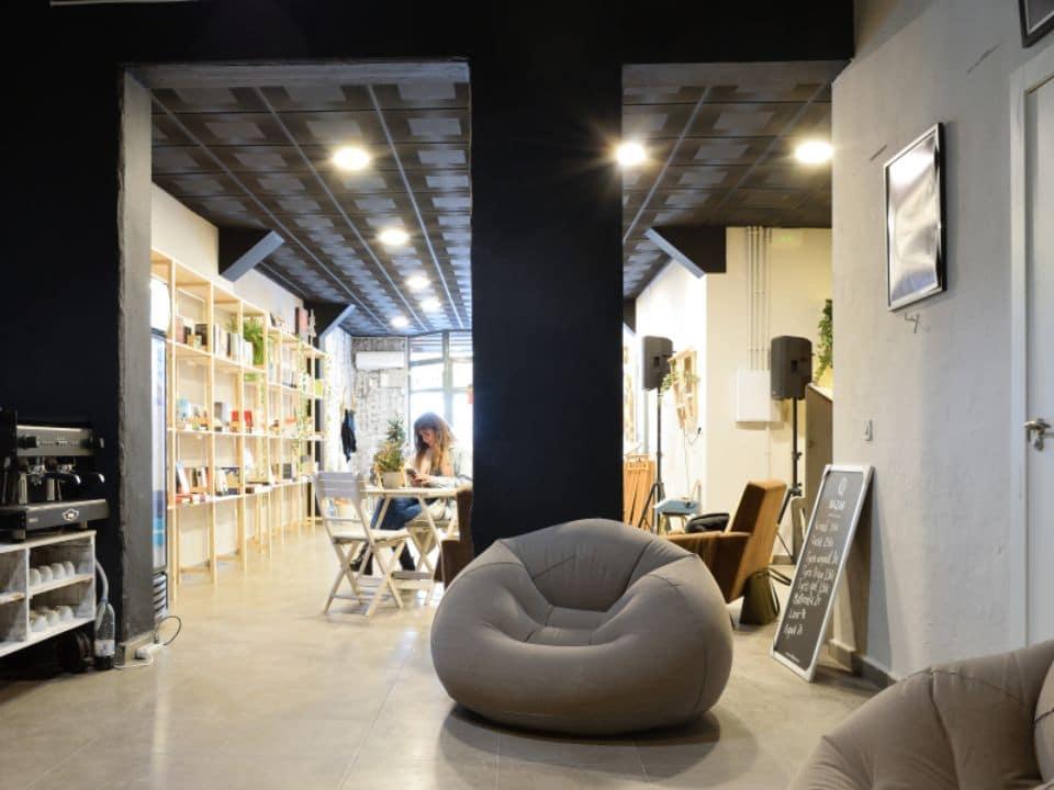 Reforma parcial de local comercial en Valencia