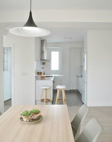 reformar una casa pequeña cocina