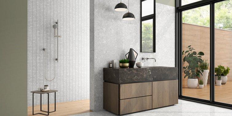 reforma de baño de gama confort principal