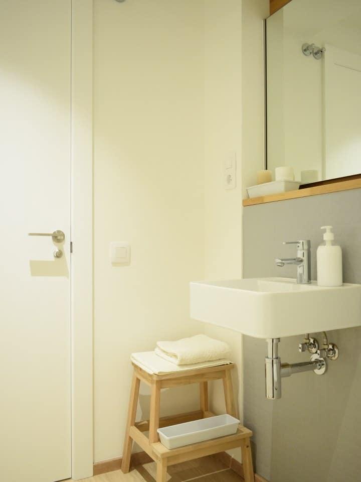 Reforma integral de apartamento estilo nórdico en Valencia