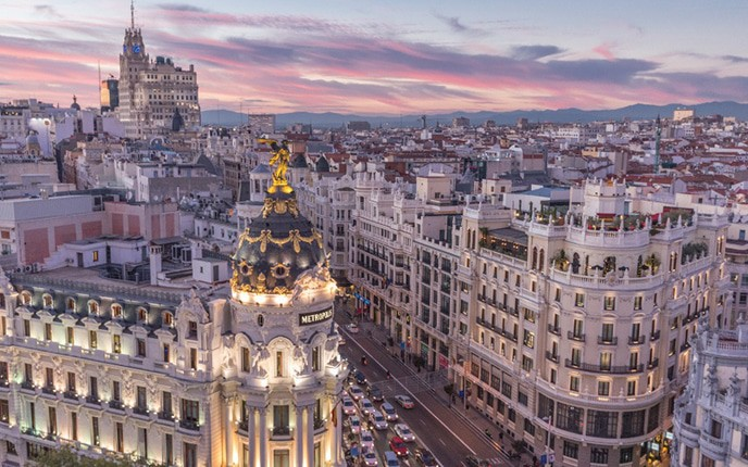cubicup en Madrid