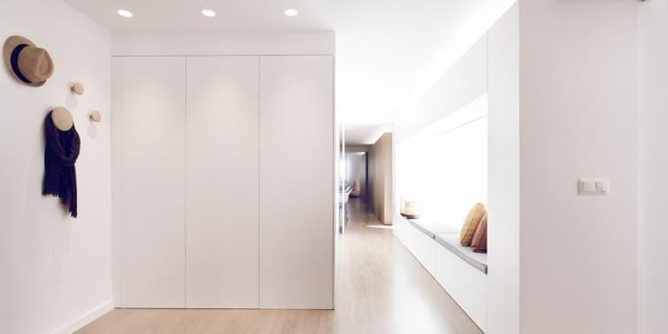 reformar un piso de 70 metros recibidor