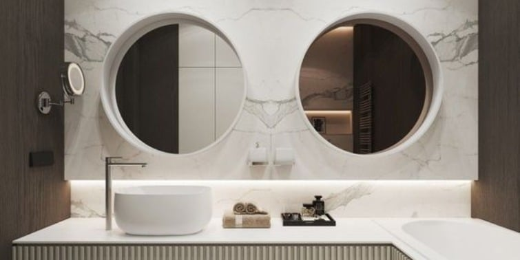 reforma integral en madrid baño