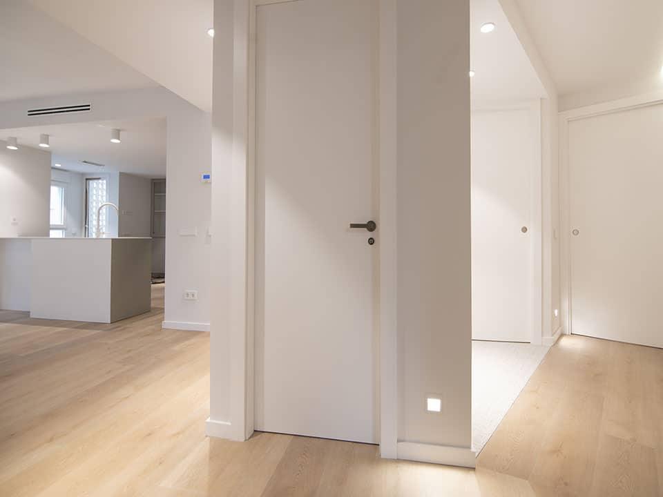 Reforma integral de un piso en Ruzafa, Valencia