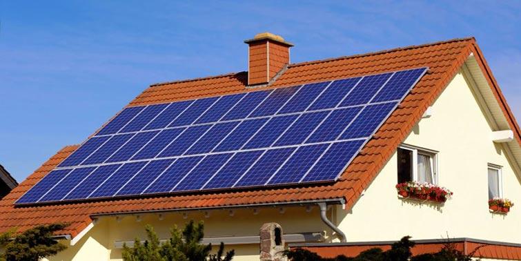 instalación de energía renovable