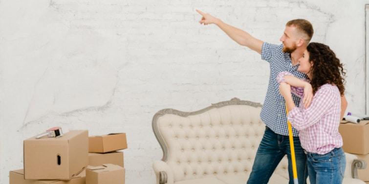 cambiar la distribución de una vivienda