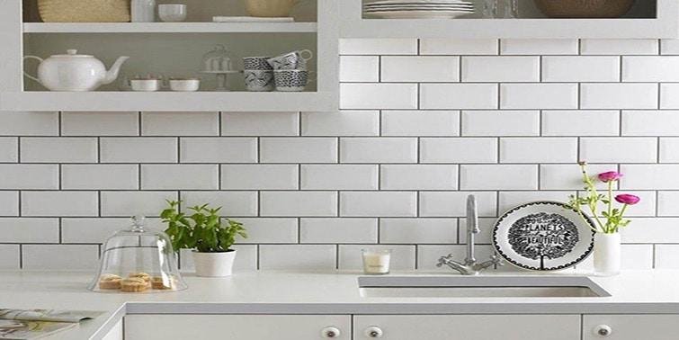 azulejos tipo metro para cocina