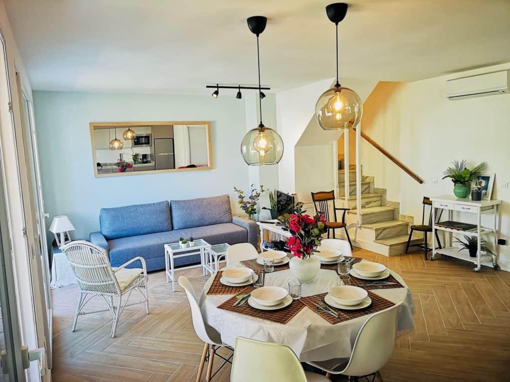 Reforma integral apartamento de playa en Málaga