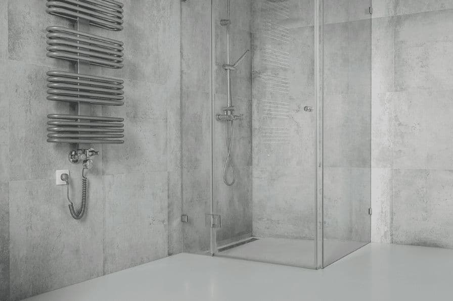 reforma baño loft barcelona